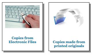 Samples of Copies